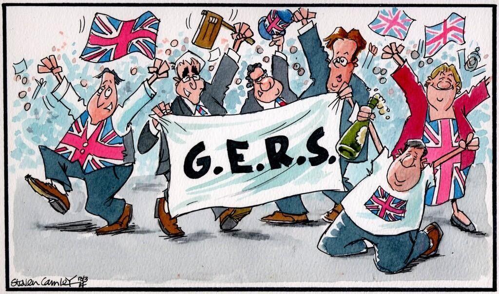Proud Scots